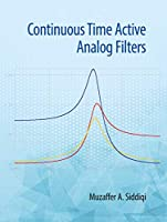 Continuous Time Active Analog Filters Front Cover