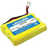 LENMAR CBD958 - REPLACEMENT BATTERY FOR GE CLT-2422, 39954, 39955, MOTOROLA MD4200, MD7161, MD72612, SD7500 CORDLESS PHONES Fits: AT&T / Lucent Technologies 27910, 102, 80-5071, 80-5848-00-00, 89-1323-00-00, TL74108, Clarity C410, C420, C430, General Electric CLT-2422, 39954, 39955, Motorola MD4200, MD7161, MD72612, SD7500. Replaces: AT&T - Lucent Technologies BT-5633, BT-6823, Energizer ER-P510, GE - General Electric H-AAA550BX3, GP Batteries 60AAAH3BMJ, 60AAAH3BMJZ, Philips SJB2142, Sanik 3SN-AAA60H-S-J1.