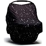 Moody Park Baby - Baby Car Seat Covers and Nursing Cover (Constellation), Car Seat Covers for Babies, Car Seat Cover for Babi