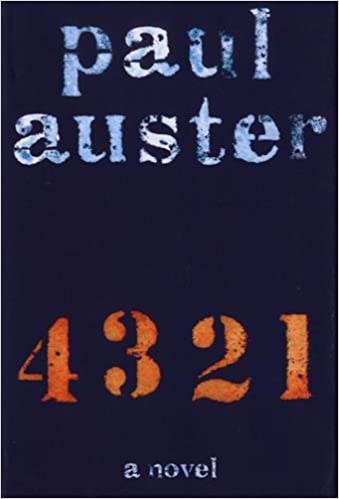 4 3 2 1 - Paul Auster Audiobook Free