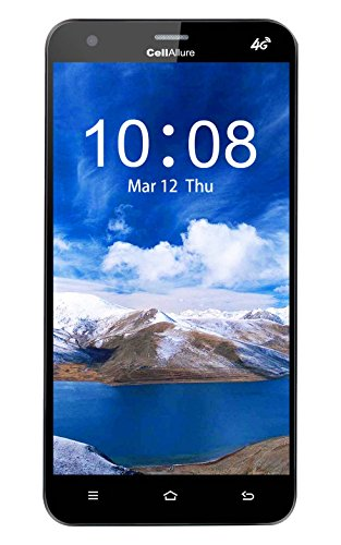 CellAllure screen Factory Unlocked Smartphone product image