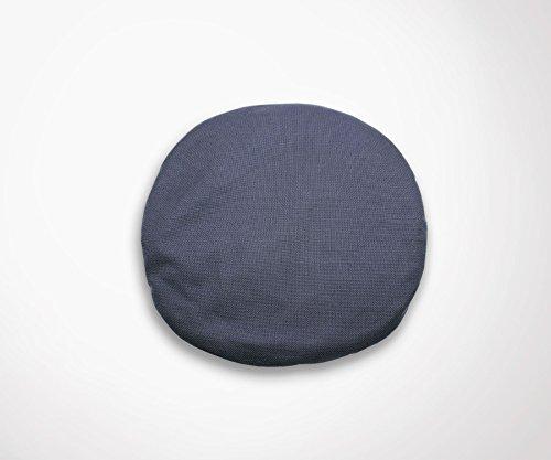 Cojín Silla Tulip Saarinen - Basic - color - gris, acolchado ...