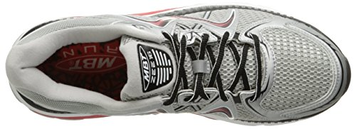 versione cushioning DA RUNNING White Red Zee MBT Sliver 16 White SCARPE uomo wxv16nz4