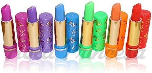 Halet - Pintalabios Magico Marroqui COLORES - Pack 6 UNIDADES: Amazon.es: Belleza