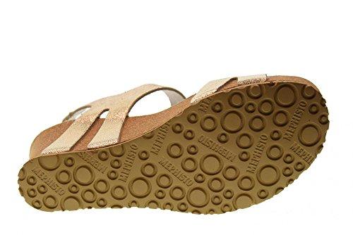Mephisto Shoes Woman Sandals Lottie Platinum Platinum Nunn8bRhw