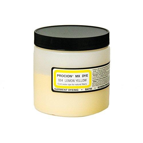 Procion Mx Dye Lemon Yellow 8Oz by Jacquard