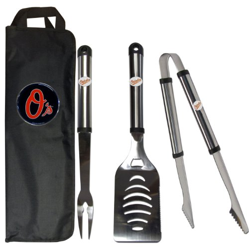 MBL Stainless Steel BBQ Set product image