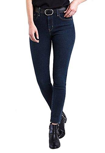 Levi's Women's 720 High Rise Super Skinny Jeans (29W x 30L, Essential Blue) ()