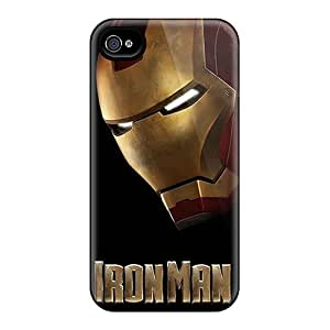 AlexandraWiebe Snap On Hard Cases Covers Ironman Protector For Iphone 6