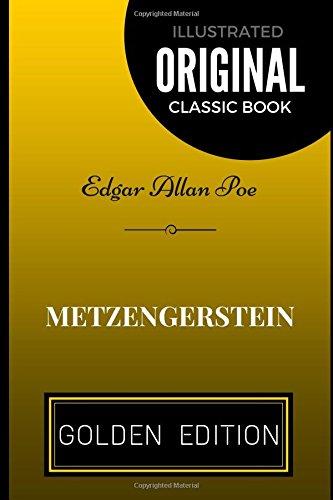 Metzengerstein: By Edgar Allan Poe - Illustrated