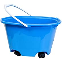 Homepro 5 gal. EZ Glide Bucket with Wheels (4-Pack)