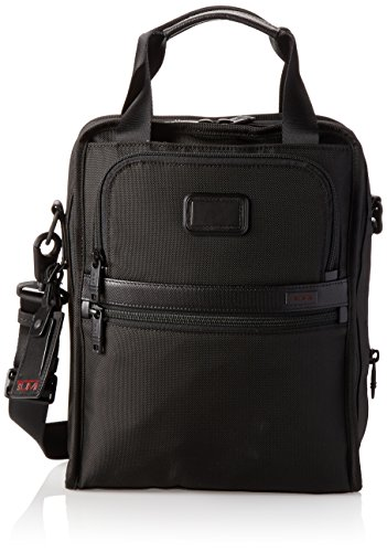 Tumi Alpha 2 Medium Travel Tote, Black, One Size