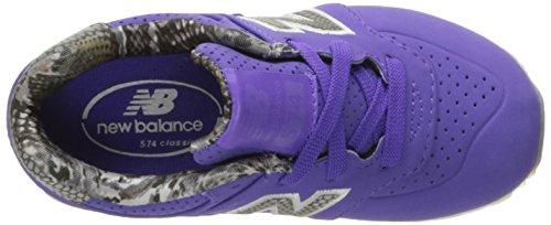 Nieuw Evenwicht Unisex-kinder Kl574wtg M Tennisschoenen Paars / Purple