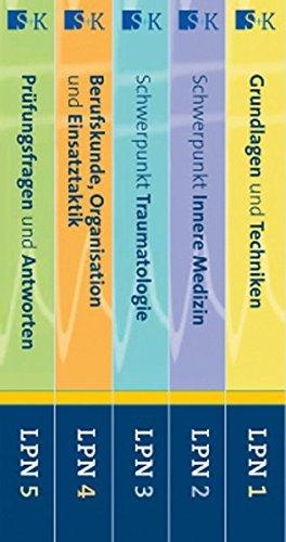 LPN - Lehrbuch für präklinische Notfallmedizin in 5 Bänden - CLASSIC: LPN - Lehrbuch für präklinische Notfallmedizin. CLASSIC: LPN - Lehrbuch für ... 5 Bde. Combi: LPN 1-4 plus Prüfungsfragen-CD