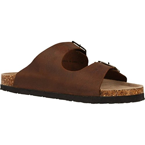 Lumberjack SM11506 006 D05 Sandals Man Braun