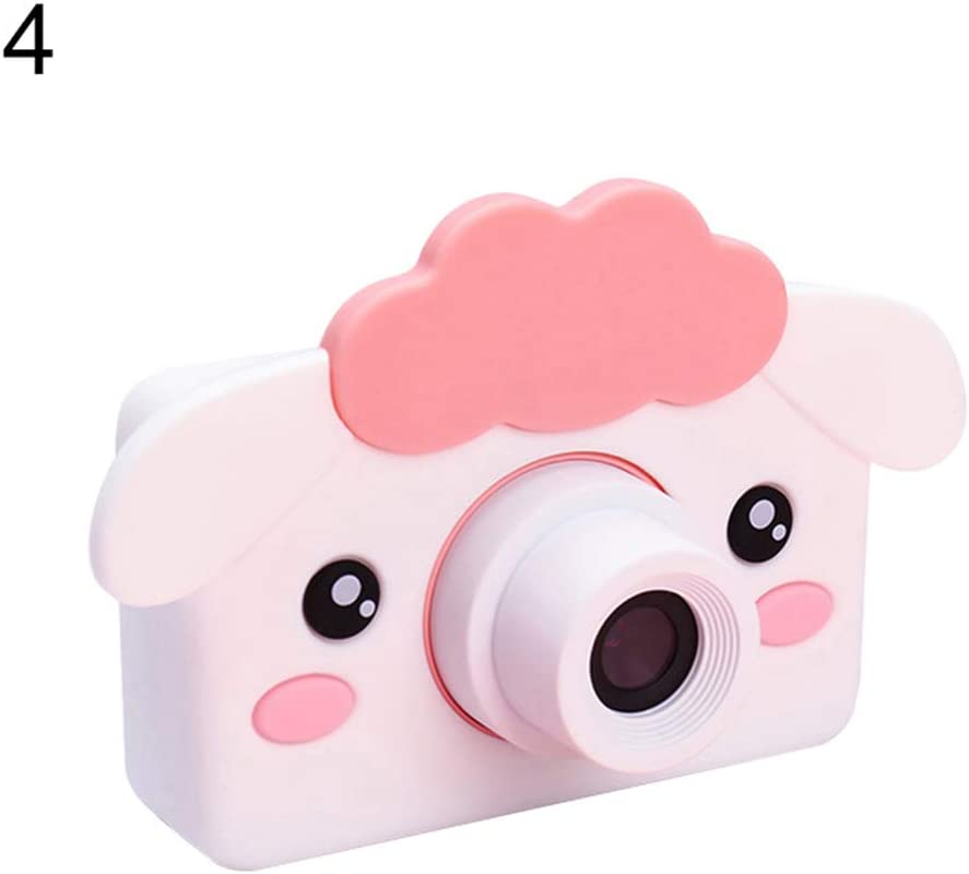 heaven2017 Cute Cartoon Animal Shape 2inch 16MP Digital Camera Video Camcorder Children Kids Toy Frog