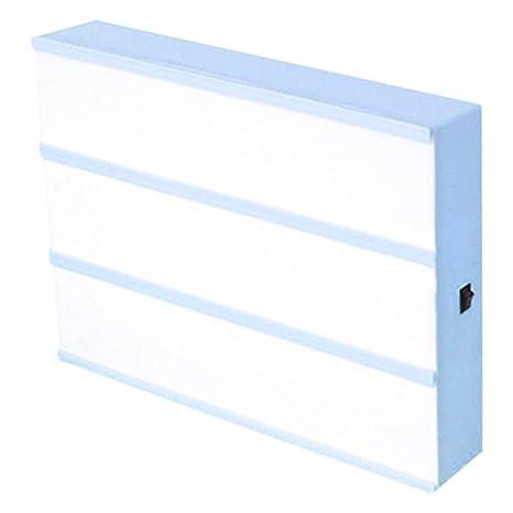 Letter Light Box A6 Tamaño Combinación LED luz de la noche caja de ...