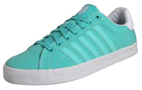 K-Swiss Women's Belmont SO T Low-Top Trainer Green