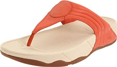 Fitflop Women's Walkstar 3 Sandal,Mineral Red,11 M US