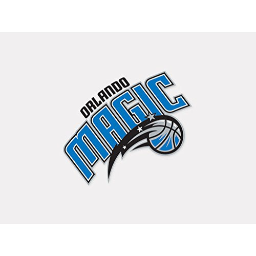 fan products of NBA Orlando Magic Perfect Cut Color Decal, 4