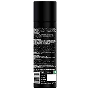 Man Arden Hair Spray – Strong Hold, Styling with Nourishment – Argan Oil and Bhringraj, 180ml