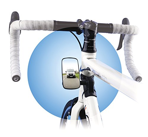Mirror Frame Mount - Bike-Eye Frame Mount Mirror: Wide