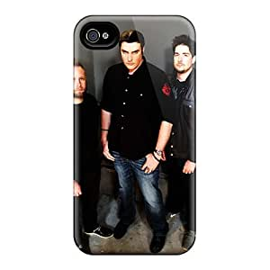 Iphone 4/4s HaU10107bYSb Custom Fashion Before The Dawn Band Pictures Best Hard Phone Case -Marycase88