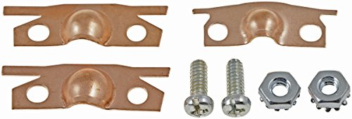 Dorman 49444 Windshield Wiper Linkage Clip Kit Windshield Clip Kit