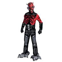Rubies Costume Co (Canada) Star Wars Deluxe Darth Maul Mechanica Costume, Medium