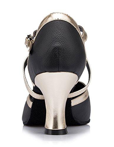 TDA - Zapatos de tacón  mujer 7cm Heel Black