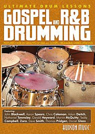 Aaron Spears - Gospel and R&B Drumming: Ultimate Drum Lessons Series (DVD)