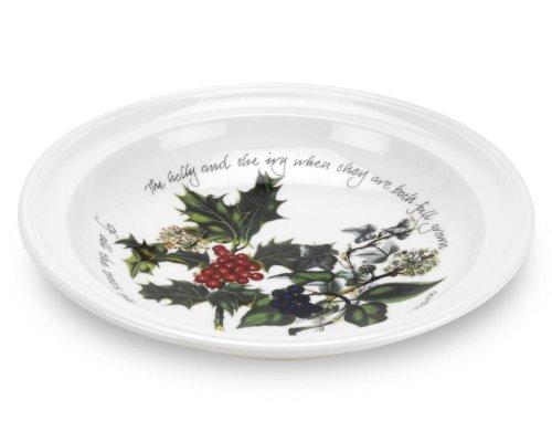 (Portmeirion Holly & Ivy Soup Bowl 8