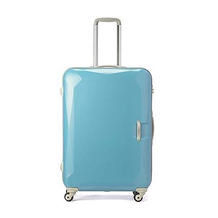 2705a575aba8 Amazon.com: Qzny Suitcase, Trolley Case Travel Bag Unisex Waterproof ...