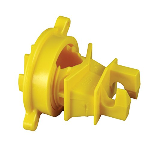 Yellow Post Insulator - 9