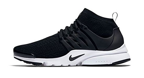 3cb2124208754 Image Unavailable. Image not available for. Colour  Nike Air Presto Men s  Ultra Flyknit Black Mesh Shoes ...