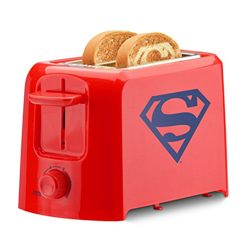 DC Superman 2-Slice Toaster