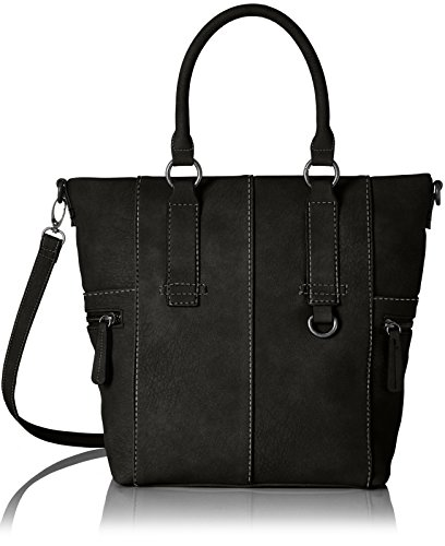 oliver Women's Top Bag S Black Shopper handle bags 7OnBZZdq
