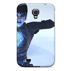 Hot Style LnD9613AJox Protective Case Cover For Galaxys4(morrigan Video Games Dragon Age)