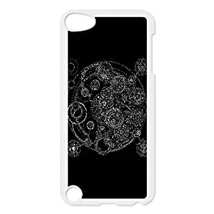Aztec Gears Vector 0 iPod TouchCase White yyfabc-513269