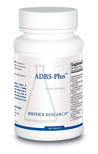 ADB5-Plus™ Adrenal Support Supplement - by Biotics Research 180 Tablets