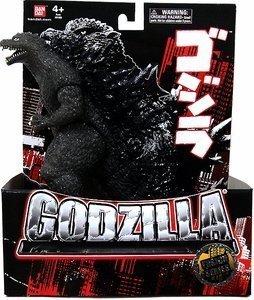 Godzilla Bandai Classic Millennium Godzilla Fusion Series 6 inch Vinyl Figure