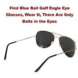 ZBSPM 2Pcs Golf Ball Finder Eyeglasses,Golf