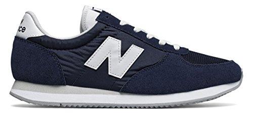 オークピアノレパートリー(ニューバランス) New Balance 靴?シューズ メンズライフスタイル 220 New Balance Navy with White ネイビー ホワイト Men's 7.5 , Women's 9 (M 25.5, W 26)