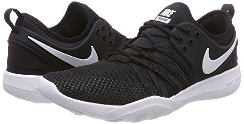 Tr Free De Noir Pour Nike 7 Chaussures Blanc Femmes noir Wmns Fitness 5SwwxqEC