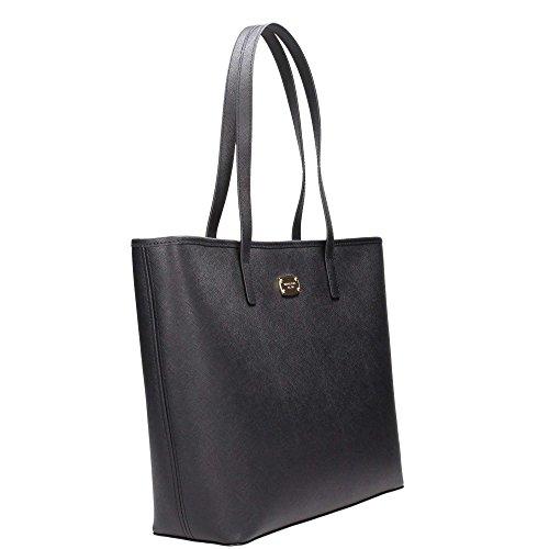 Michael Kors , Damen Tote-Tasche schwarz schwarz