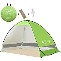 G4Free Outdoor Automatic Pop up Beach Tent