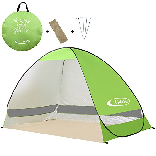 G4Free Outdoor Automatic Cabana Tent