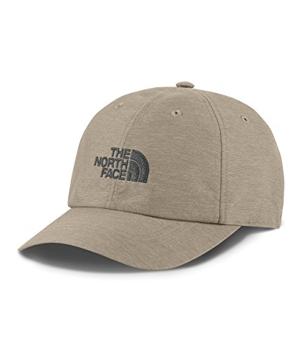 Happy Cap Face (The North Face Unisex Horizon Ball Cap Dune Beige/Graphite Grey LG/XL)