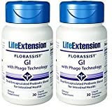 Cheap Life Extension FLORASSIST® GI with Phage Technology (60 Liquid Capsules)