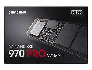 Samsung 970 Pro - Disco Duro sólido de 512 GB